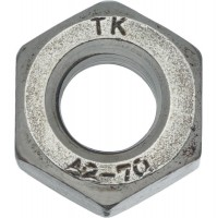 Hex-nut A2 M4